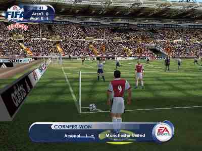 FIFA 2001 Screenshot Photos 2