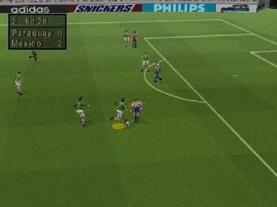 FIFA 98 Screenshot Photos 1