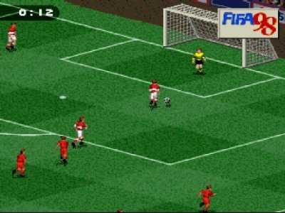 FIFA 98 Screenshot Photos 3