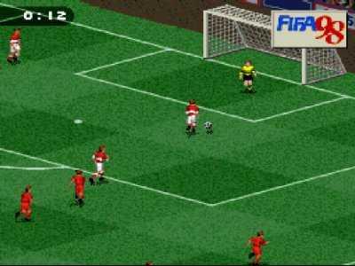 FIFA 98 Screenshot Photos 3