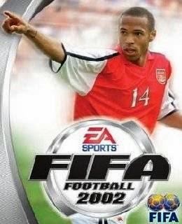 FIFA Football 2002 cover new