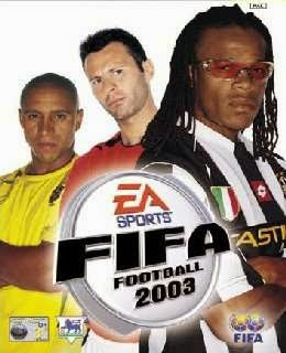 FIFA Football 2003 cover new