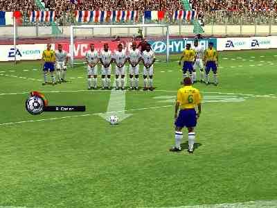 FIFA Football 2003 Screenshot Photos 3