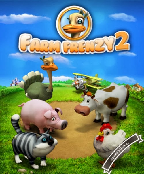 Farm Frenzy 2 / cover new