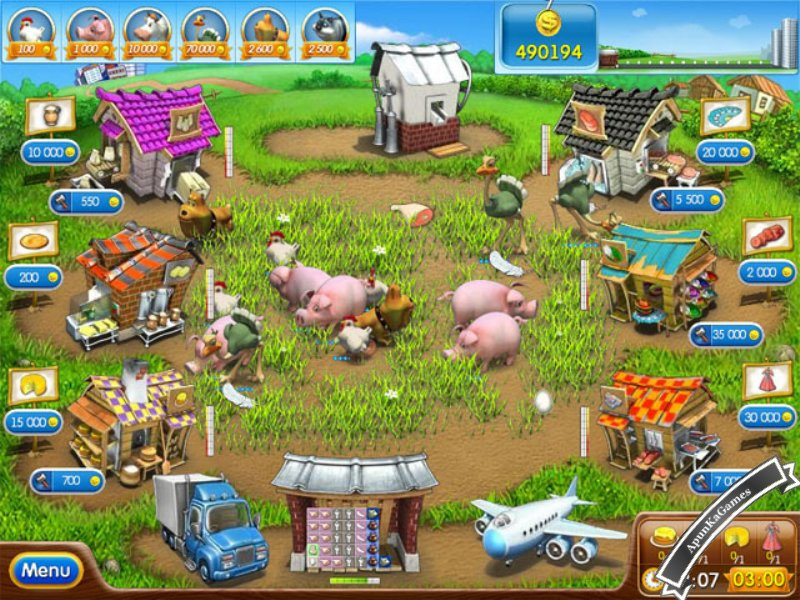 Farm Frenzy 2 Screenshot photos 1