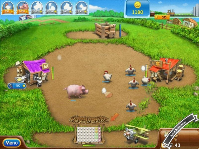 Farm Frenzy 2 Screenshot photos 2