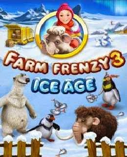 Farm Frenzy 3: Ice Age cover new