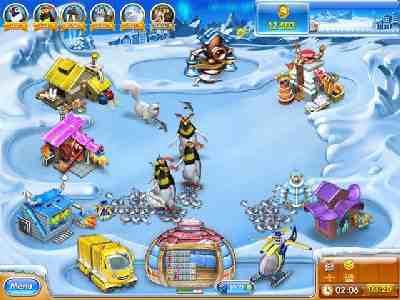 Farm Frenzy 3: Ice Age Screenshot Photos 1