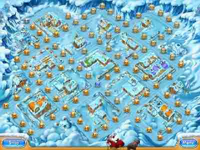 Farm Frenzy 3: Ice Age Screenshot Photos 2