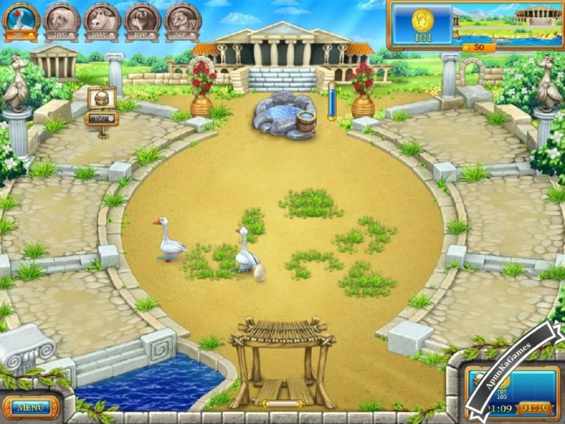 Free Download Ancient Rome Game or Get Full Unlimited Game Version