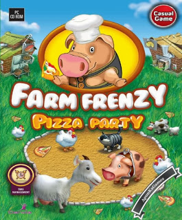 Farm Frenzy Pizza Party / cover new