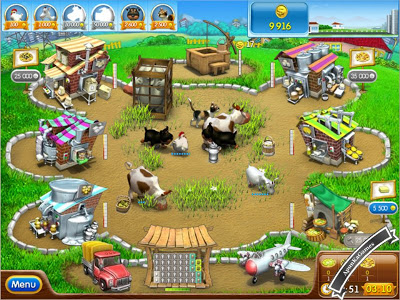 Farm Frenzy Pizza Party Screenshot photos 1