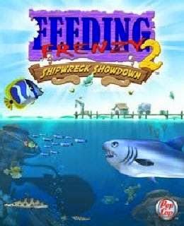 Feeding Frenzy 2: Shipwreck Showdown cover new