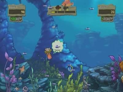 Feeding Frenzy 2: Shipwreck Showdown Screenshot Photos 1