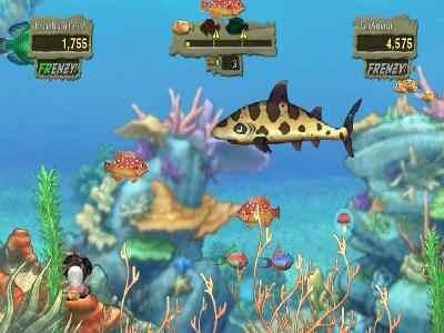 Feeding Frenzy 2: Shipwreck Showdown Screenshot Photos 2