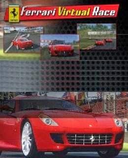 Ferrari Virtual Race cover new
