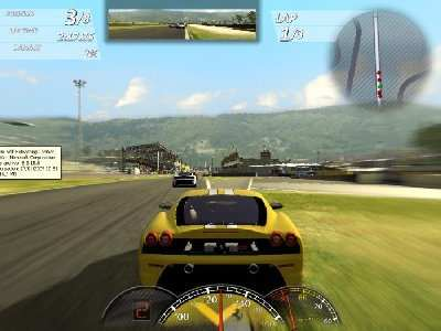Ferrari Virtual Race Screenshot Photos 1