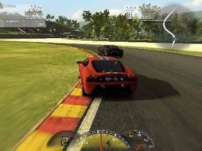 Ferrari Virtual Race Screenshot Photos 3