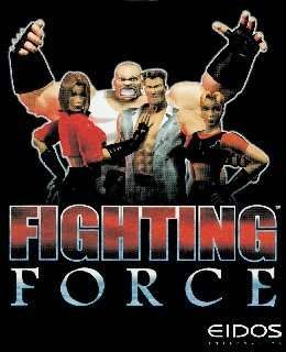 Fighting Force cover new