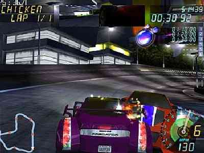 Final Drive Nitro Screenshot Photos 1