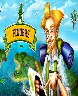 Finders cover new