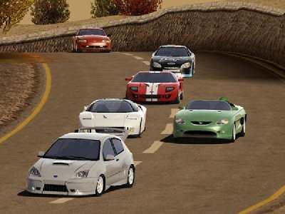 Ford Racing 2 Screenshot Photos 2