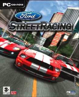 Ford Street Racing cover new
