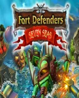Fort Defenders – Seven Seas cover new