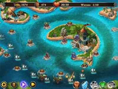 Fort Defenders – Seven Seas Screenshot Photos 2