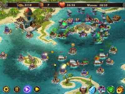 Fort Defenders – Seven Seas Screenshot Photos 3