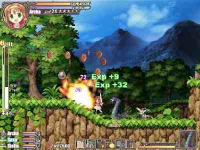 Fortune Summoners: Secret of the Elemental Stone Screenshot Photos 3