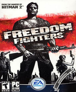 Freedom Fighters 1 / cover new