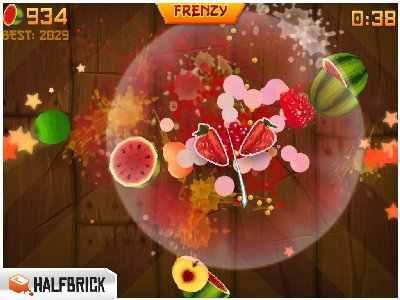 Fruit Ninja HD Screenshot Photos 1