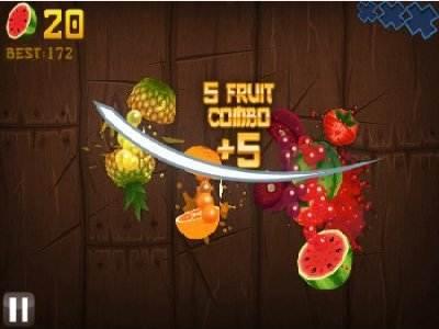 Fruit Ninja HD Screenshot Photos 2