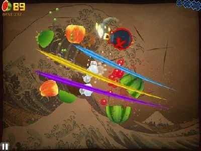 Fruit Ninja HD Screenshot Photos 3