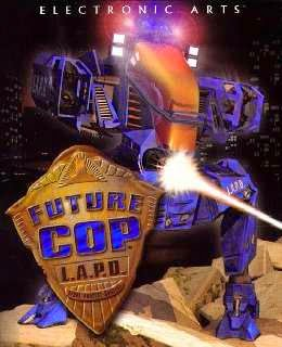 Future Cop: LAPD cover new