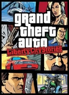 GTA Liberty City Stories / cover new