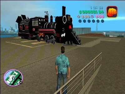GTA Vice City: Back to the Future Hill Valley Screenshot Photos 2