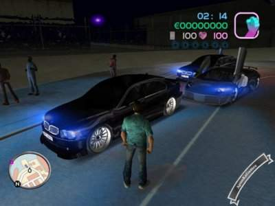 GTA: Vice City Starman MOD Screenshot photos 1