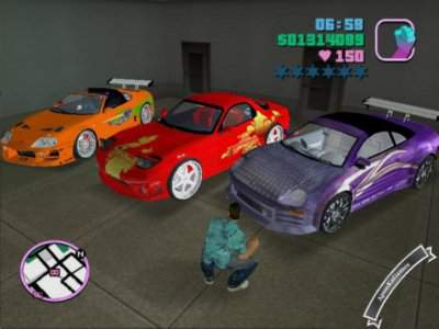 GTA: Vice City Starman MOD Screenshot photos 2