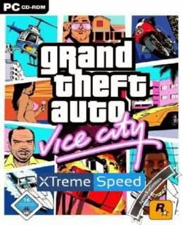 GTA Vice City Xtreme Speed MOD / cover new