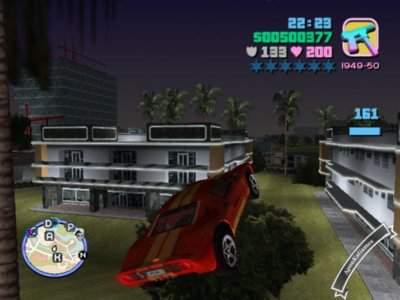 GTA Vice City Xtreme Speed MOD Screenshot photos 1