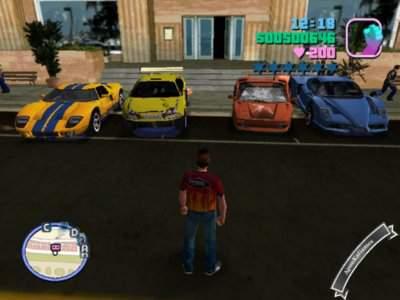 GTA Vice City Xtreme Speed MOD Screenshot photos 2