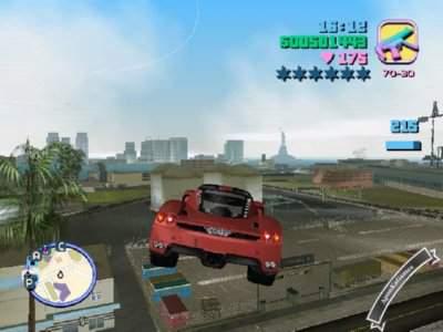 GTA Vice City Xtreme Speed MOD Screenshot photos 3