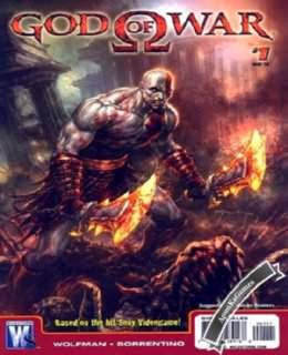 God of War 1 / cover new
