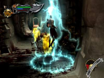 God of War 1 Screenshot photos 1