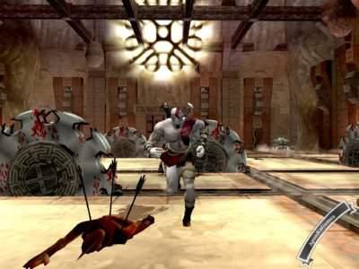 God of War 1 Screenshot photos 2