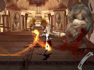 God of War 1 Screenshot photos 3