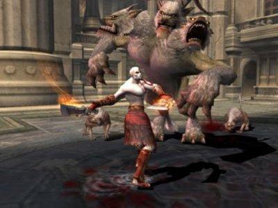 God of War 2 Screenshot photos 1