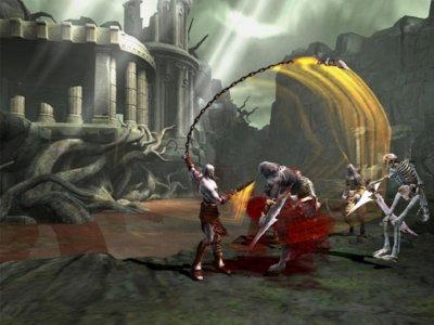 God of War 2 Screenshot photos 2